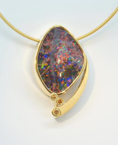 Opal schmuck  Opalschmuck | Goldschmiede Kunst Telgmann